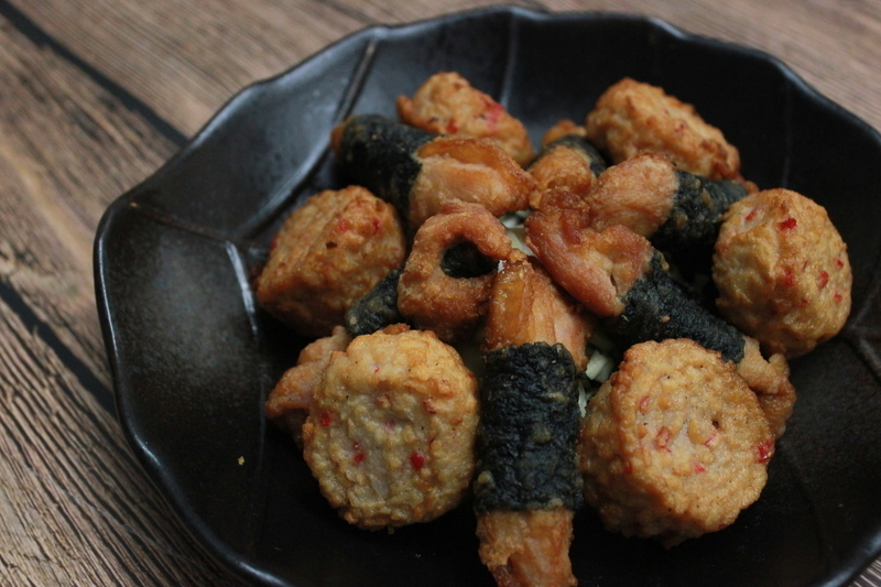 到會美食  Hong Kong hk 香港 到會 5-6人 中日式美食派對到會套餐 適合 5 至 6 人