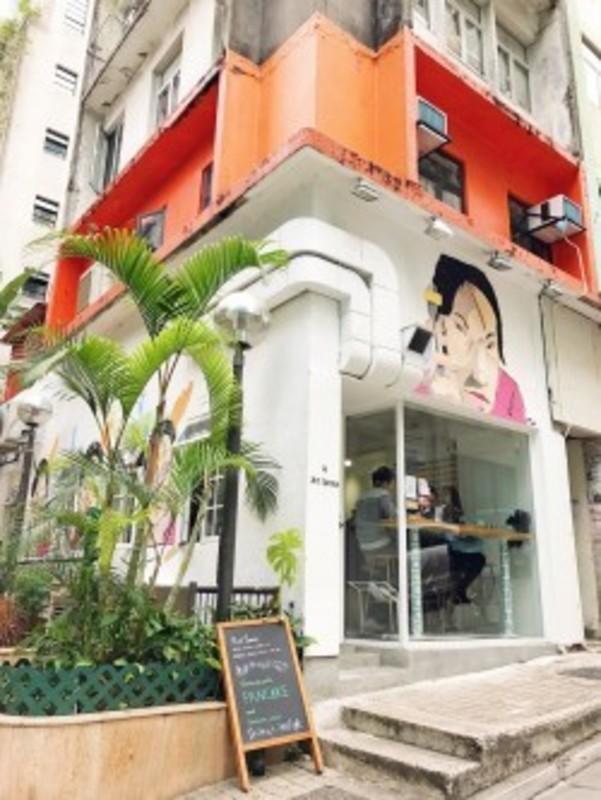 聚會Cafe 上環 Hong Kong hk 香港 玩樂活動 3rd Space 適合 0 至 100 人