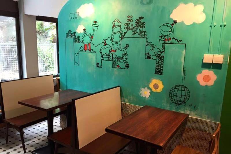 聚會Cafe 深水埗 Hong Kong hk 香港 玩樂活動 41冰室 適合 0 至 100 人