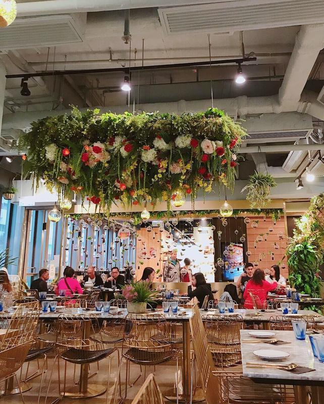Foodie 食評 旺角 Hong Kong hk 香港 玩樂活動 旺角青花:打卡熱點 適合 1 至 8 人