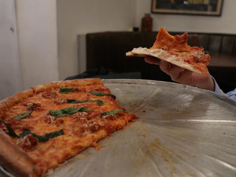 美食推介 中環 Hong Kong hk 香港 玩樂活動 SOHO區  New York-style 意大利菜   適合 1 至 8 人