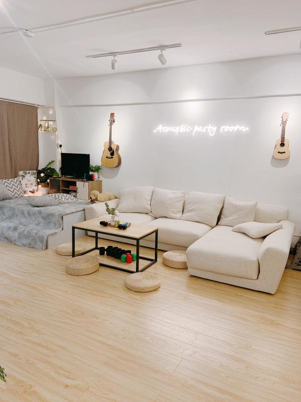 Party Room 旺角 Hong Kong hk 香港 玩樂活動 Acoustic Partyroom 分店 適合 7 至 25 人