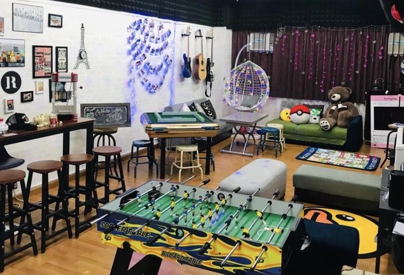 Party Room 葵涌 Hong Kong hk 香港 玩樂活動 Agenda Oculta - Private Space 適合 6 至 30 人