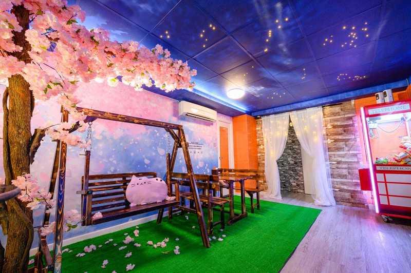 Party Room  Hong Kong hk 香港 玩樂活動 A Naughty Yard 2 適合 4 至 20 人
