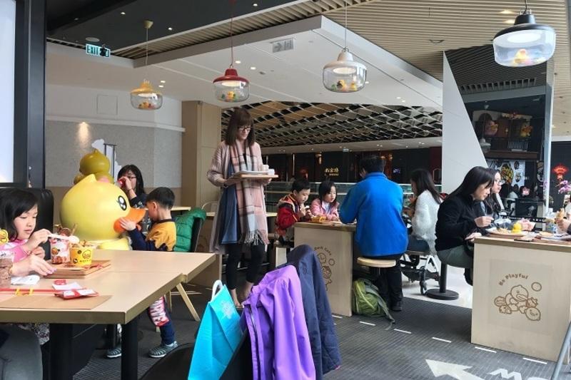 聚會Cafe 元朗 Hong Kong hk 香港 玩樂活動 B.Duck Cafe 適合 0 至 100 人