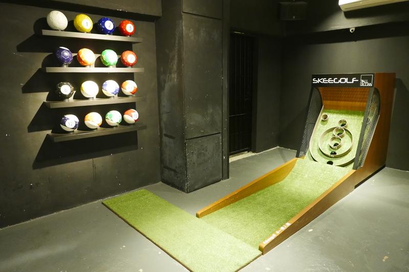 室內玩樂 觀塘 Hong Kong hk 香港 玩樂活動 一捍入魂 SKEEGOLF 適合 2 至 50 人