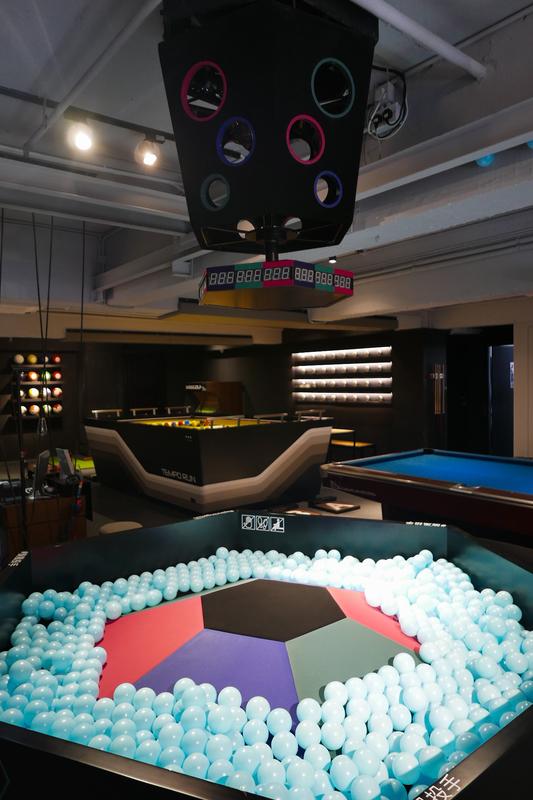 室內玩樂 觀塘 Hong Kong hk 香港 玩樂活動 旋風投手 SPINNING PITCH 室內活動體驗 適合 2 至 50 人