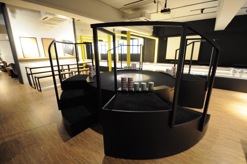 室內玩樂 觀塘 Hong Kong hk 香港 玩樂活動 旋轉層層塔 室內刺激體驗 適合 2 至 50 人