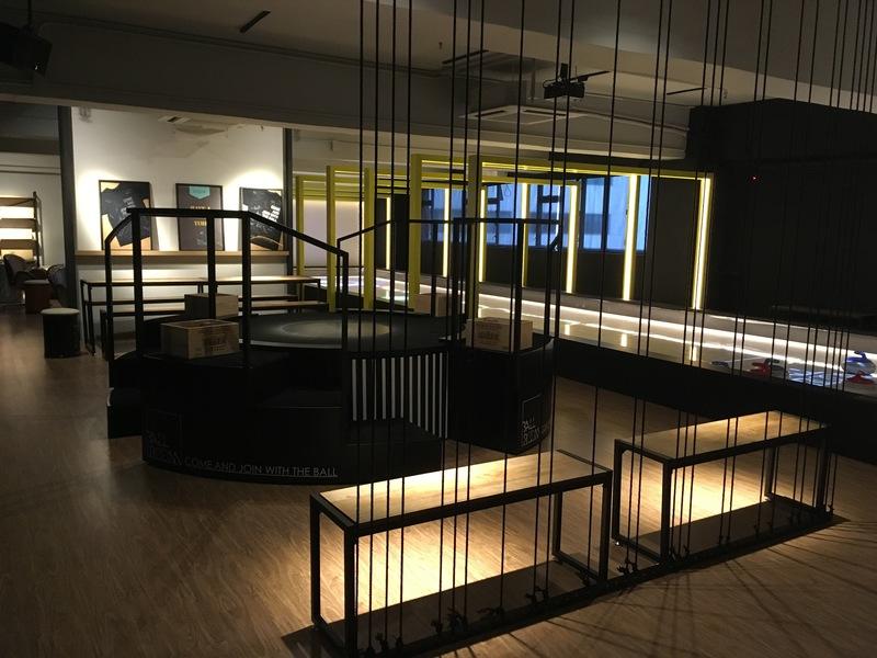 Party Room 觀塘 Hong Kong hk 香港 玩樂活動 BALL ROOM KT 駱駝漆 適合 2 至 50 人