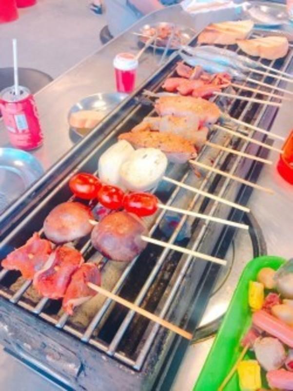戶外玩樂 大埔 Hong Kong hk 香港 玩樂活動 大美督嘉年華燒烤場 適合 0 至 100 人