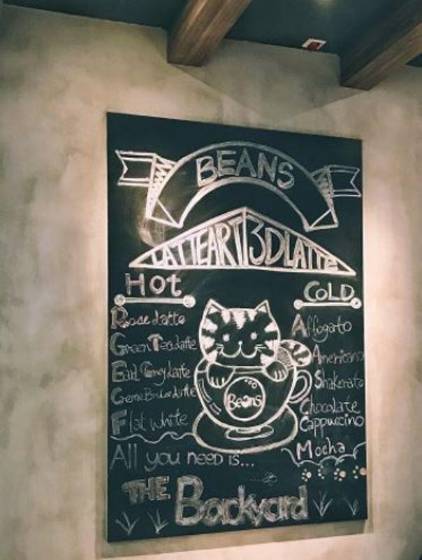 聚會Cafe 將軍澳 Hong Kong hk 香港 玩樂活動 荳子 BEANS The Backyard 適合 0 至 100 人