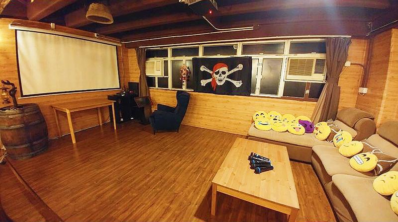 Party Room 葵涌 Hong Kong hk 香港 玩樂活動 Big Party - ☠ 海盜主題 適合 12 至 70 人