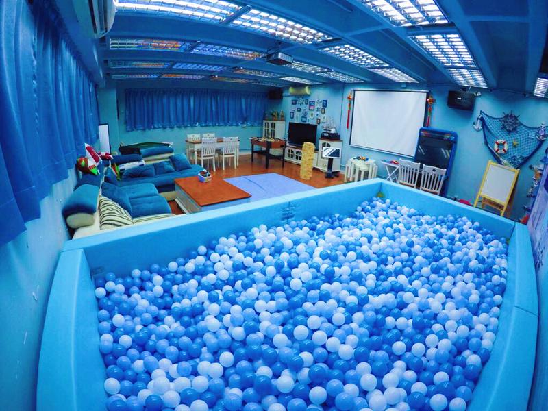 Party Room 葵涌 Hong Kong hk 香港 玩樂活動 Big Party - 🏝 地中海主題 適合 8 至 30 人