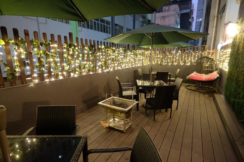 BBQ場地 觀塘 Hong Kong hk 香港 玩樂活動 Bilibala BBQ 適合 10 至 80 人