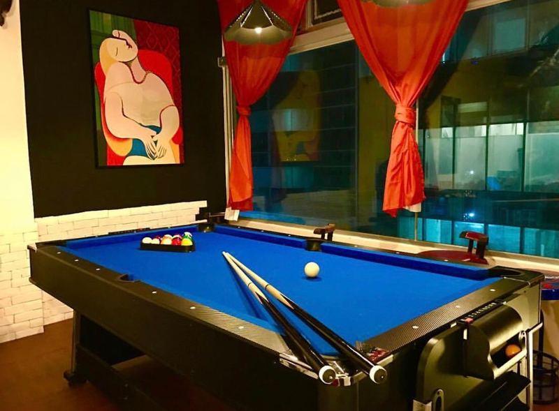 Party Room 尖沙咀 Hong Kong hk 香港 玩樂活動 Black Maxi House 適合 4 至 25 人