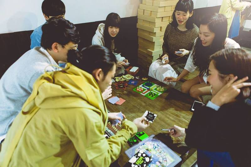 Party Room 銅鑼灣 Hong Kong hk 香港 玩樂活動 Blackroom 適合 14 至 60 人