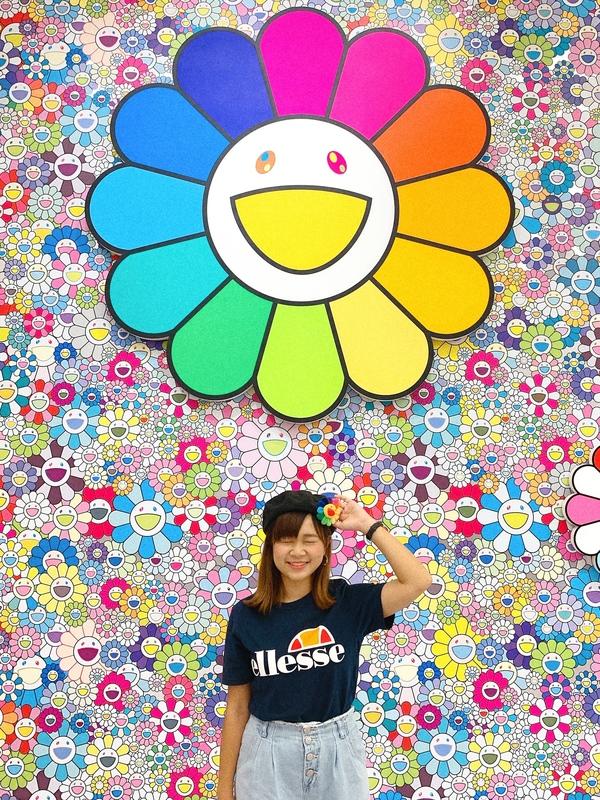 Hong Kong hk 香港 玩樂雜誌 村上隆襲港 大館又有新打卡位!