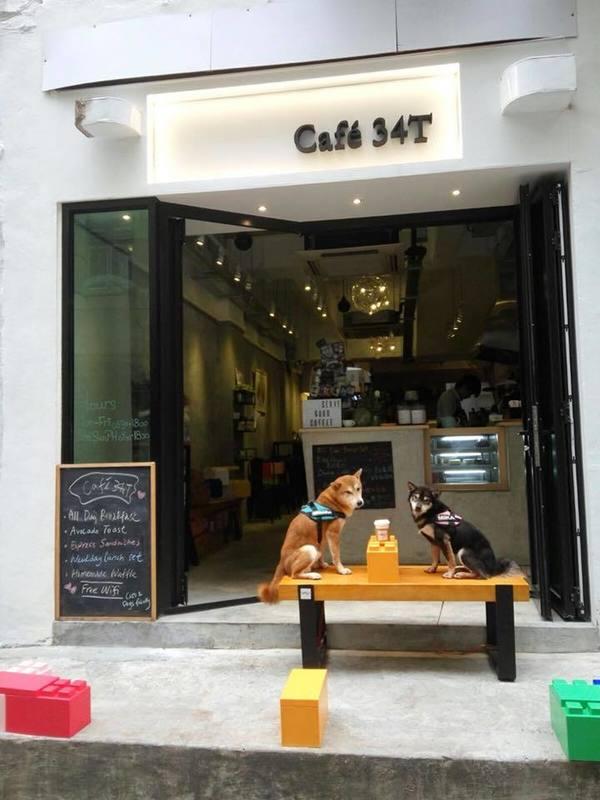 聚會Cafe 上環 Hong Kong hk 香港 玩樂活動 東街咖啡 Café 34T 適合 0 至 100 人