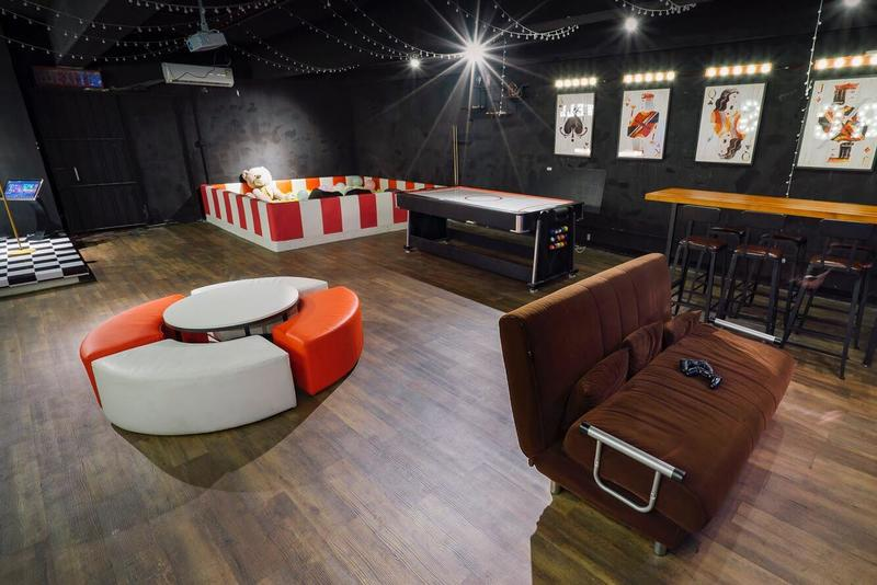 Party Room 荃灣 Hong Kong hk 香港 玩樂活動 C-D well Party Room 適合 10 至 100 人