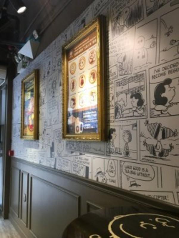 聚會Cafe 尖沙咀 Hong Kong hk 香港 玩樂活動 Charlie Brown Cafe 適合  至  人