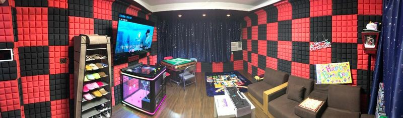 Party Room 銅鑼灣 Hong Kong hk 香港 玩樂活動 CpFamily Party Room 適合 6 至 40 人