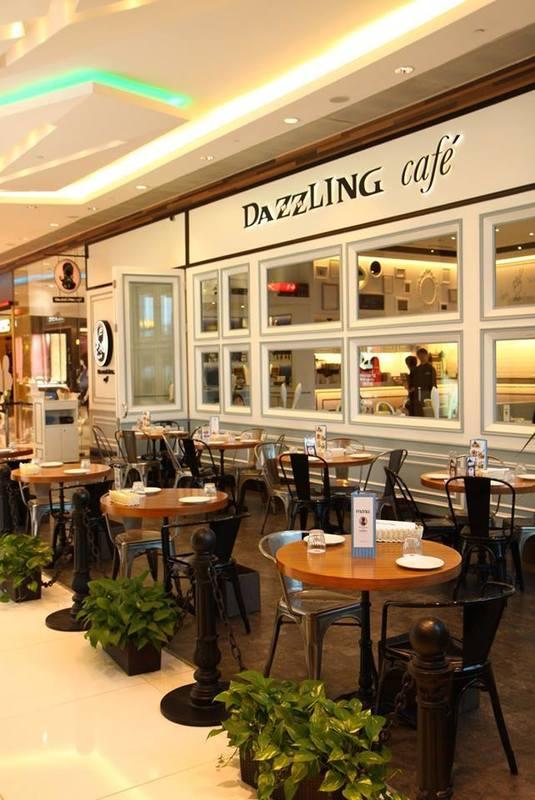 聚會Cafe 銅鑼灣 Hong Kong hk 香港 玩樂活動 Dazzling Cafe 香港店 (銅鑼灣) 適合  至  人