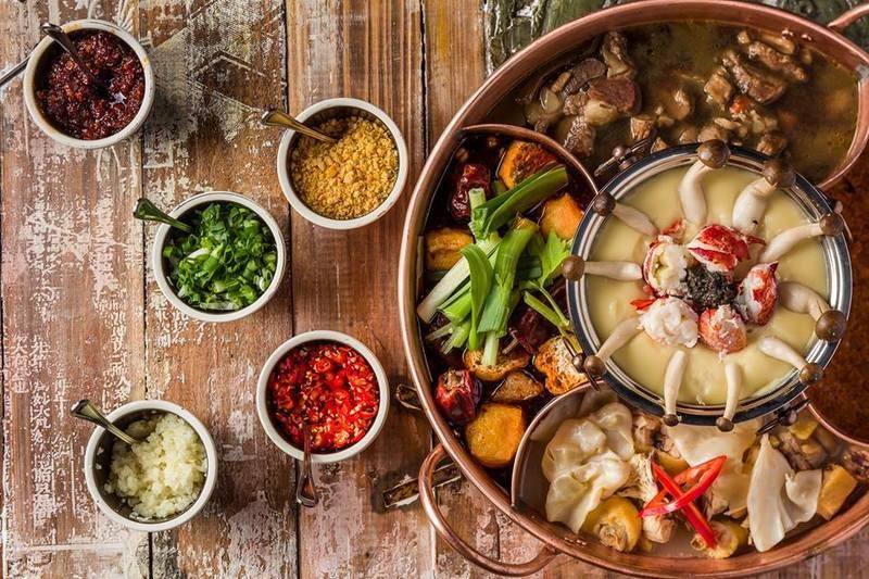 火鍋 / 雞煲 銅鑼灣 Hong Kong hk 香港 玩樂活動 酒鍋 (銅鑼灣) 適合 0 至 100 人
