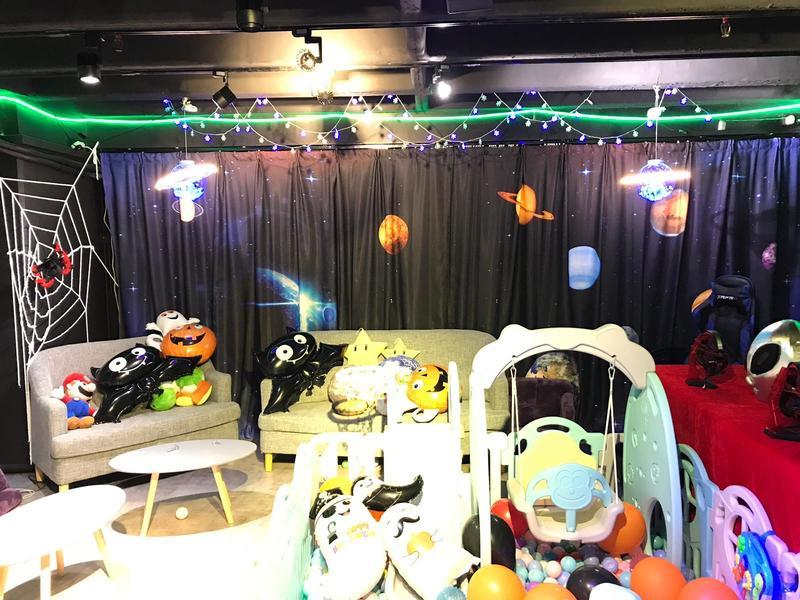 Party Room 葵涌 Hong Kong hk 香港 玩樂活動 Esports First 適合 8 至 60 人