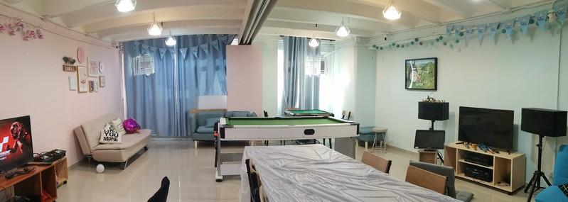 Party Room 葵芳 Hong Kong hk 香港 玩樂活動 Faa Teens 花麝 - 打機篤波打卡房 適合 4 至 40 人