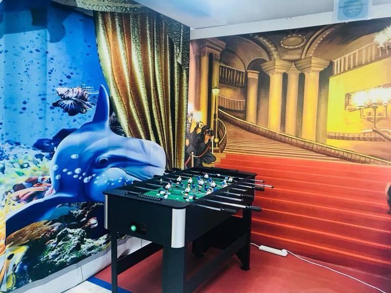 Party Room 旺角 Hong Kong hk 香港 玩樂活動 Free D Party X Sky Party 適合 8 至 60 人