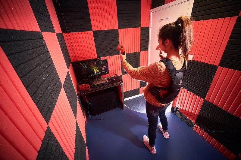 Hong Kong hk 香港 玩樂活動 【刺激體驗系列】推介 4 個 VR 虛擬實境場地 適合  至  人