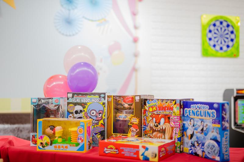 Party Room 觀塘 Hong Kong hk 香港 玩樂活動 Happy Express 開心速遞 適合 16 至 80 人