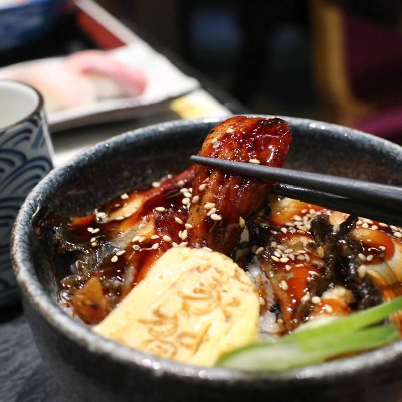 Foodie 食評 灣仔 Hong Kong hk 香港 玩樂活動 灣仔高質日本茶: 鰻魚飯魚油香味十足 適合 1 至 6 人