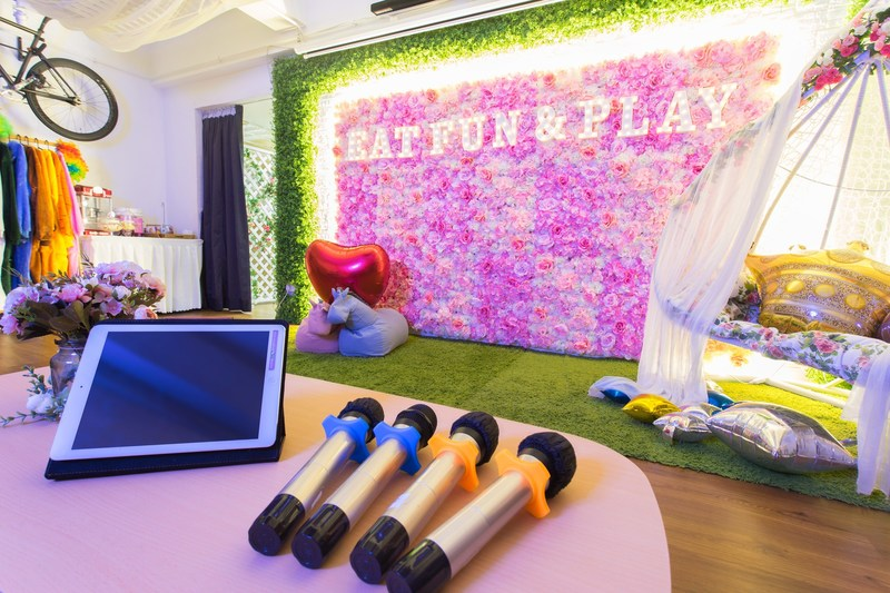 Party Room 長沙灣-荔枝角 Hong Kong hk 香港 玩樂活動 Hey Garden Party Room - Eat, Fun and Play! 適合 8 至 20 人
