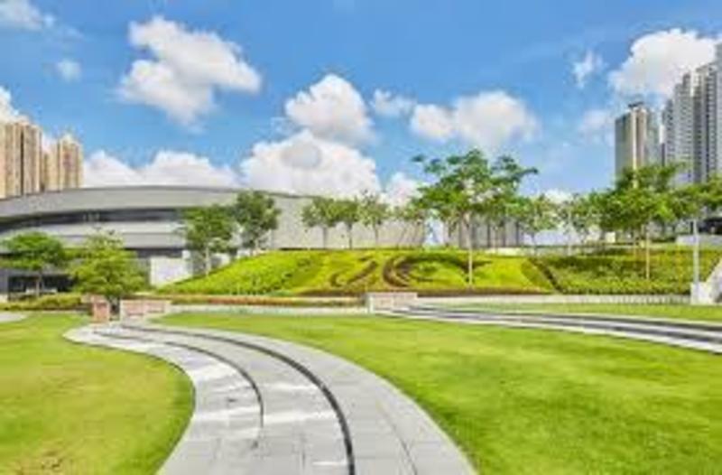 戶外玩樂 將軍澳 Hong Kong hk 香港 玩樂活動 將軍澳單車館公園 適合 0 至 100 人