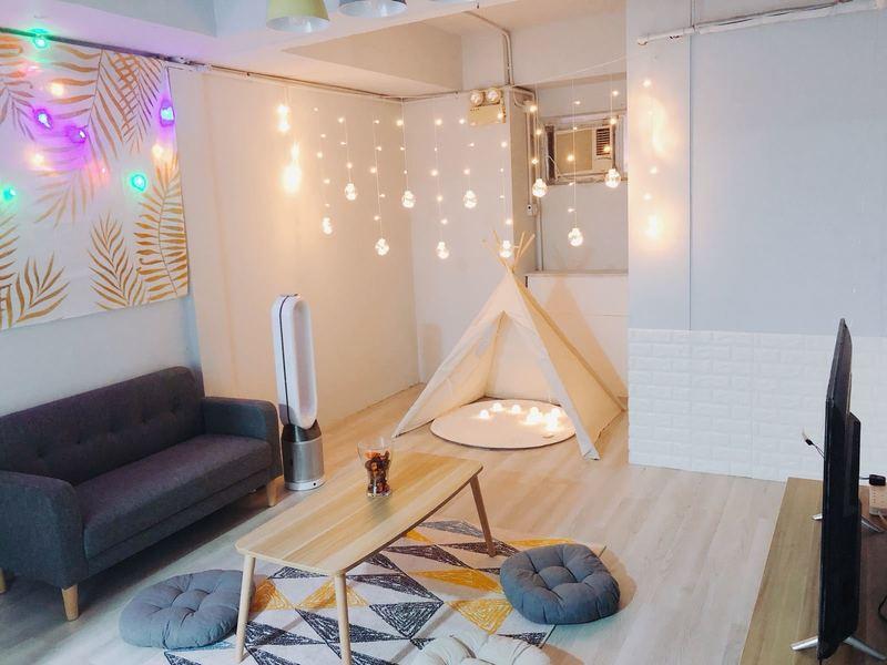 Party Room 長沙灣-荔枝角 Hong Kong hk 香港 玩樂活動 Hula hoops 呼拉圈 Partyroom 適合 10 至 50 人