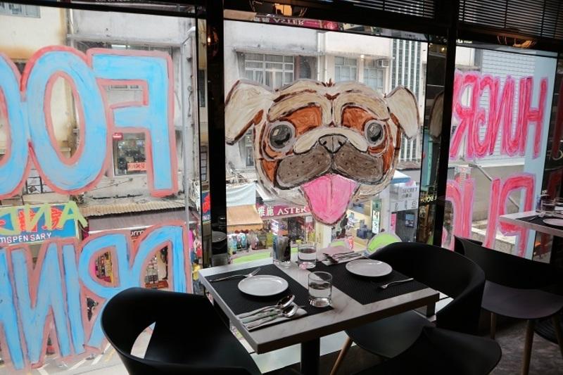 聚會Cafe 尖沙咀 Hong Kong hk 香港 玩樂活動 Hungry Pug 適合 0 至 100 人