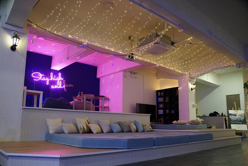 Party Room 新蒲崗 Hong Kong hk 香港 玩樂活動 Hyphen Party & Event (鑽石山) 適合 12 至 120 人