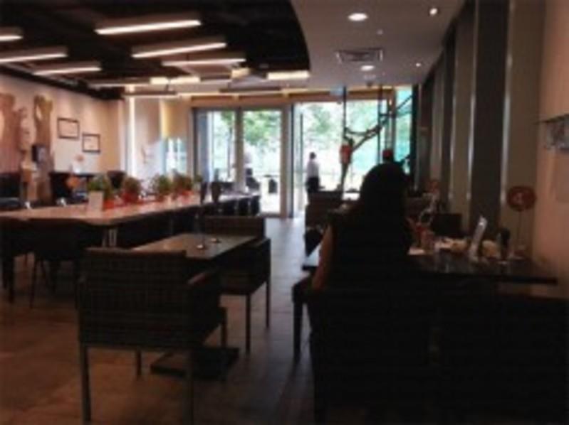 聚會Cafe 金鍾 Hong Kong hk 香港 玩樂活動 iBakery Gallery Cafe 適合 0 至 100 人
