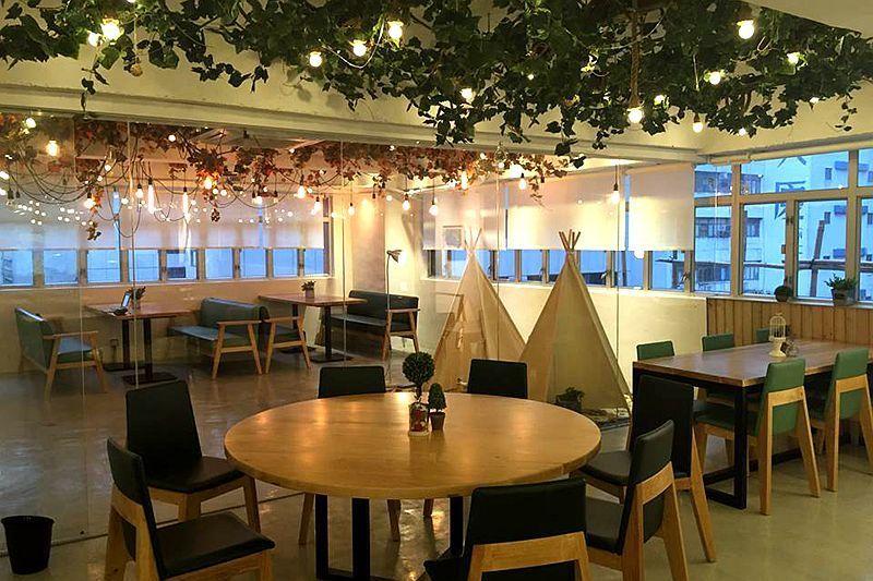 聚會Cafe 觀塘 Hong Kong hk 香港 玩樂活動 I's Land Cafe 適合 0 至 100 人