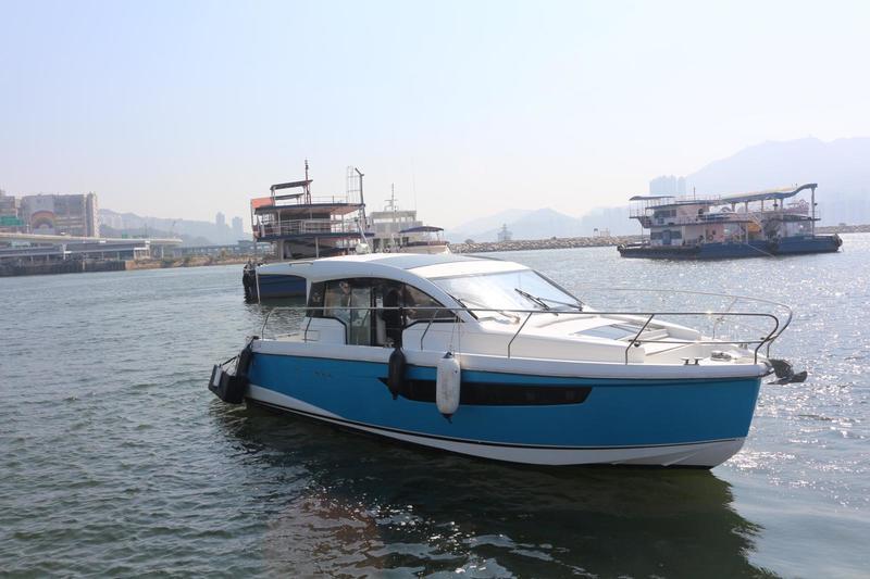 遊艇體驗  Hong Kong hk 香港 玩樂活動 C330 小型遊艇玩樂體驗(12人或以下) 適合 1 至 12 人