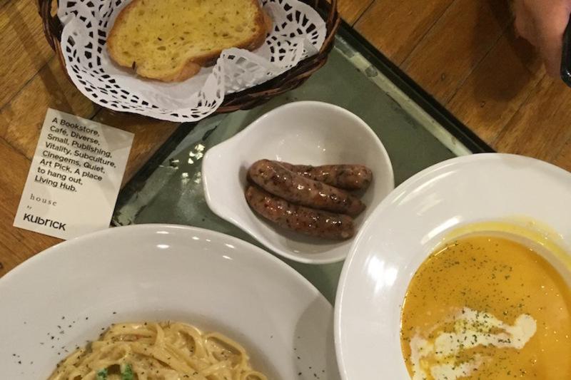 聚會Cafe 油麻地 Hong Kong hk 香港 玩樂活動 Kubrick Cafe 適合 0 至 100 人