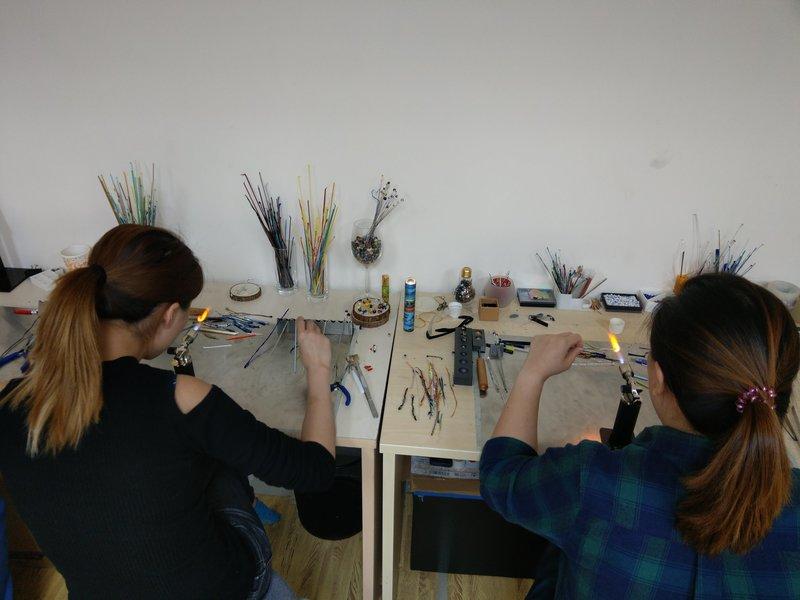 藝術體驗-手作工作坊 葵涌 Hong Kong hk 香港 玩樂活動 NPV x DF - 寵物毛髮琉璃紀念品製作班 適合 1 至 8 人