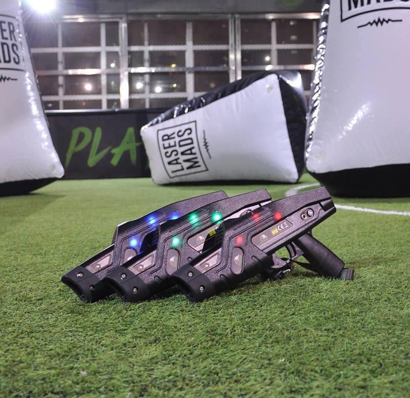 運動或VR競技 銅鑼灣 Hong Kong hk 香港 玩樂活動 Lasermads 適合 2 至 12 人
