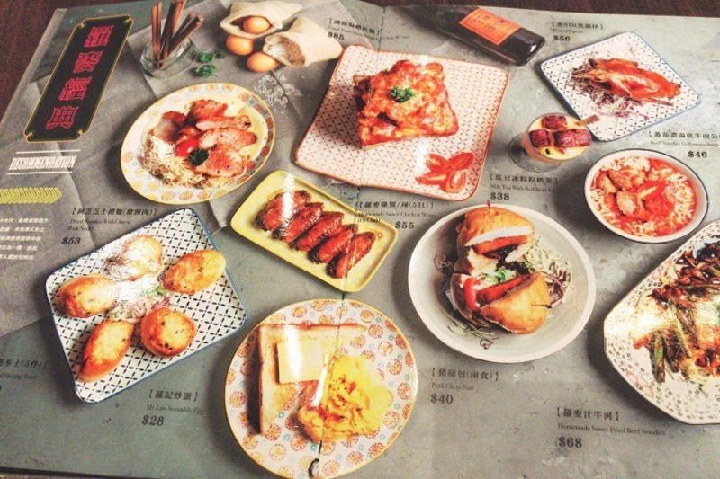 特色餐廳 銅鑼灣 Hong Kong hk 香港 玩樂活動 羅麥記 港式懷舊餐廳 (銅鑼灣店) 適合 0 至 100 人