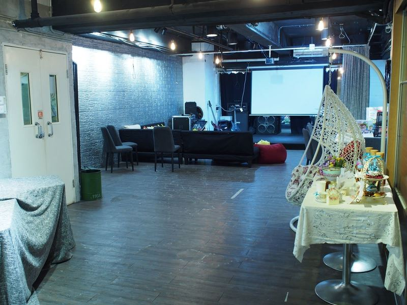 Party Room 觀塘 Hong Kong hk 香港 玩樂活動 Little Garden x DKLS (Partyroom) 適合 10 至 50 人