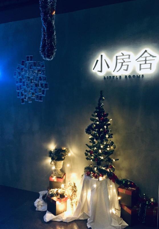 Party Room 銅鑼灣 Hong Kong hk 香港 玩樂活動 小房舍 Little Rooms - The Explorer 主題房 適合 2 至 6 人