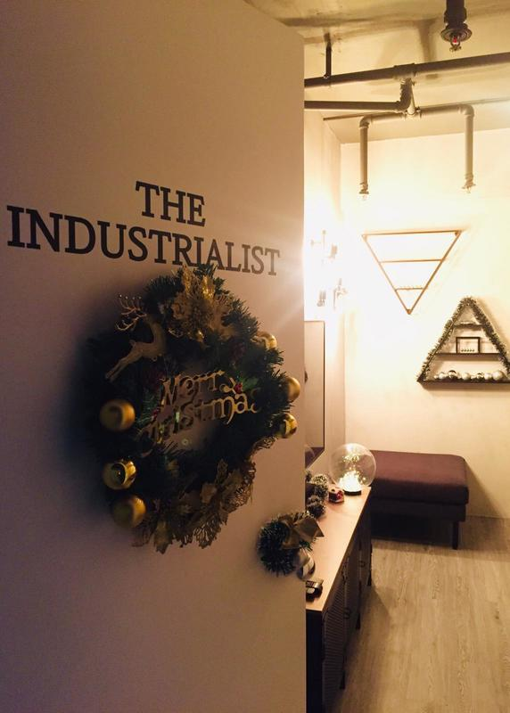 Party Room 銅鑼灣 Hong Kong hk 香港 玩樂活動 小房舍 Little Rooms - The Industrialist 主題房 適合 2 至 6 人