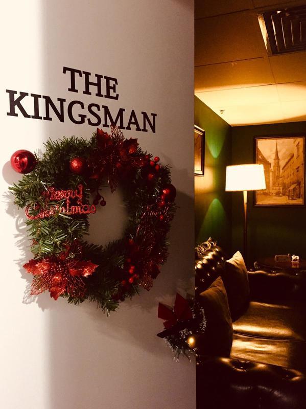 Party Room 銅鑼灣 Hong Kong hk 香港 玩樂活動 小房舍 Little Rooms - The Kingsman 主題房 適合 2 至 6 人