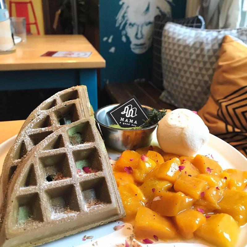 Foodie 食評 銅鑼灣 Hong Kong hk 香港 玩樂活動 Mamaday CWB: 盞鬼Cafe 適合 1 至 6 人